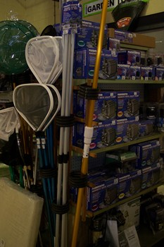 Garden Pond Pumps and Supplies Asheville, Hendersonville